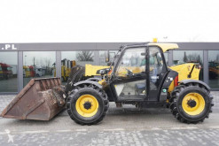 Chariot élévateur de chantier Caterpillar TH337 Agri , bucket 2,4m , joystick occasion