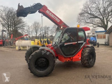 Manitou MLT 735-120 telescopic handler used