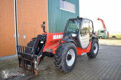 Stivuitor telescopic Manitou MT732 second-hand