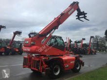 Manitou MRT2540+ telescopic handler used