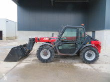 Massey Ferguson 9255 telescopic handler used