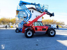 Manitou 628 telescopic handler used