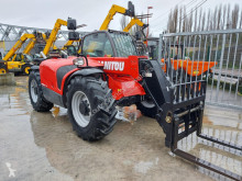 Manitou MT732 telescopic handler used