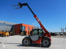 Manitou MT 732 telescopic handler used