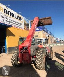 Manitou MLT 735 - 120 MT 730 telescopic handler used