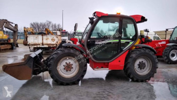 Stivuitor telescopic Manitou MLT 634 second-hand