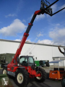 Manitou MT 1033 HL TURBO telescopic handler used