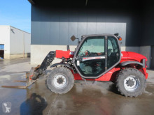 Manitou MLT 627 T telescopic handler used