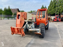 JLG 3513 telescopic handler damaged