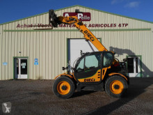 Dieci 37.7 telescopic handler used
