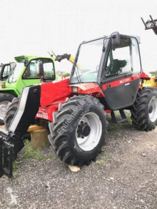 Manitou MLT632 Turbo telescopic handler used