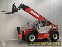 Manitou MT 1840 ST3B telescopic handler used