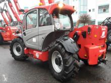 Chariot télescopique Manitou MLT 840-137 neue Räder occasion