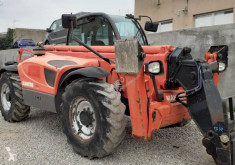 Manitou MT 1440 telescopic handler used