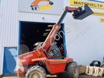 Teleskopický vozík Manitou mlt527 turbo diesel - joystick použitý