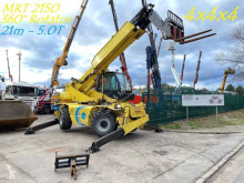 Телескопичен товарач Manitou MRT 2150 - 360* ROTO - 4x4x4 - QUICK HITCH - 21M - 5 TONS - TURBO 97 kW - SERIE M-E2 - BE MACHINE втора употреба