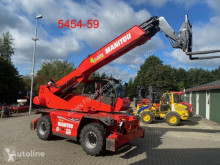 Manitou MRT 2550 Privilege PLUS STAGE 4 telescopic handler used