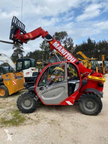 Manitou MT 625 T telescopic handler used