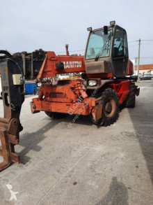 Stivuitor telescopic Manitou MRT 2150 T second-hand