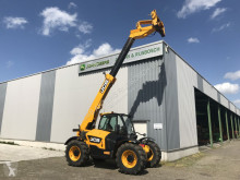 JCB 536-60 telescopic handler used