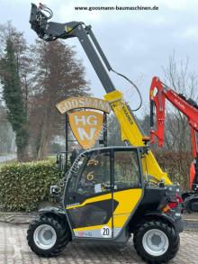 Chariot élévateur de chantier Kramer 1245 occasion