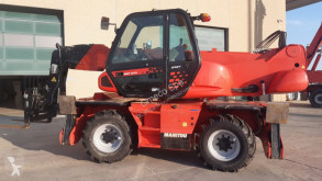 Manitou MRT1840 telescopic handler used