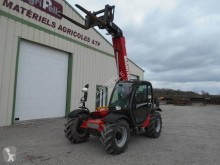 Manitou MLT629 telescopic handler used