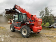 Manitou MT 1435 SLT telescopic handler used