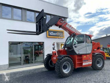 Stivuitor telescopic Manitou MHT 10130 / nur 93h! / Funk! / Korbvorbereitung second-hand