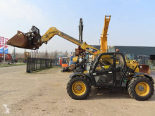Chariot télescopique Caterpillar TH 406 occasion