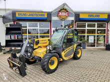 New Holland LM 625 telescopic handler used