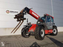 Manitou MLT 840 telescopic handler used