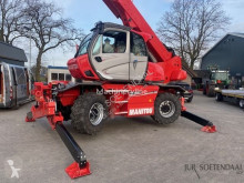 Manitou MRT 2550 + privilege telescopic handler used