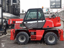 Manitou MRT1530 telescopic handler used