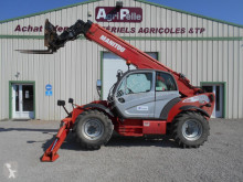 Manitou MT1436S telescopic handler used