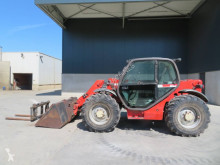 Manitou MLT 633-120 LS telescopic handler used