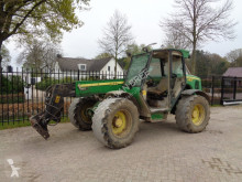 Chariot élévateur de chantier koop john deere verreiker/shovel occasion