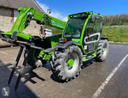 Merlo TF 35.7-120 4*4*4 telescopic handler used