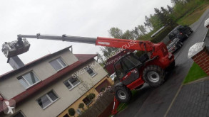 Manitou telescopic handler 1637 SL Turbo