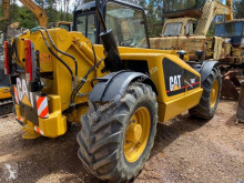 Chariot télescopique Caterpillar TH62 occasion