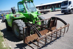Chariot élévateur de chantier Merlo Panoramic Turbo Farmer P 34.7 TOP occasion