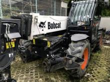 Empilhador braço telescópico Bobcat T 40180 w/ man platform usado