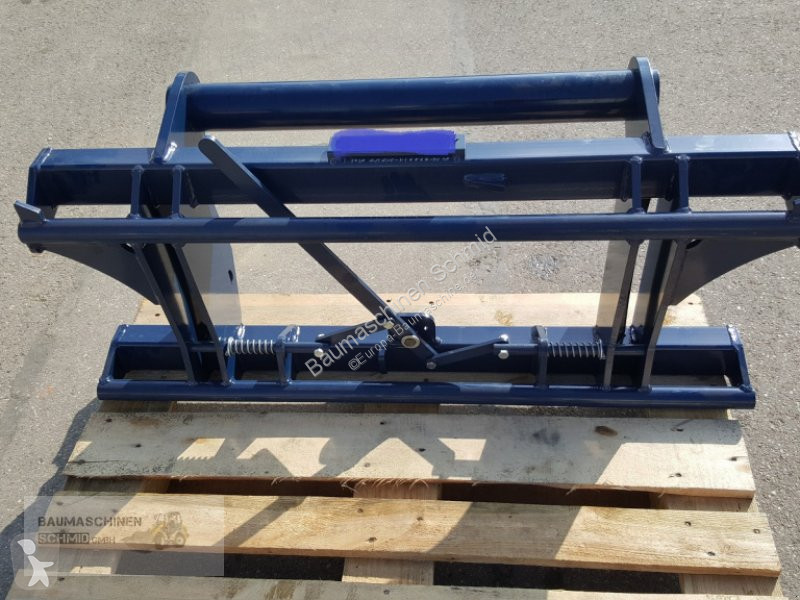View images Nc Euro Adapter Manitou machinery equipment