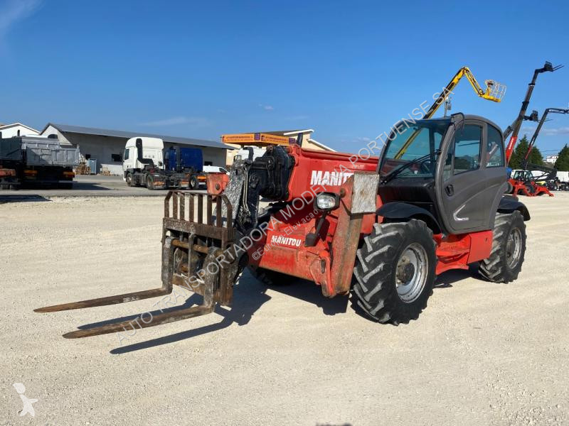 View images Manitou MT 1840  telescopic handler