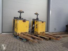 Transpalette accompagnant te koop 2x yale elektrische pompwagen