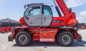 Teleskopisk truck Manitou MRT 2150 brugt