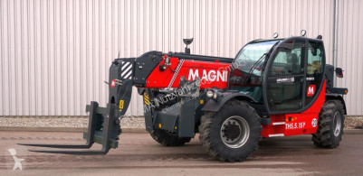 Teleskopický vozík Magni TH 5,5.15 použitý