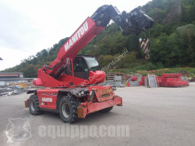Teleskopisk truck Manitou MRT2150+ with 4 attachments brugt