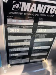 Ver las fotos Carretilla telescópica Manitou MT 1440 P