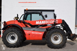 View images Manitou MLT 627 Turbo telescopic handler